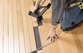 how to lay engineered wood floors this house