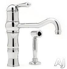 Country Kitchen Faucets by Rohl Kitchen U2013 Single Hole Country Kitchen Faucet A1469 2 Almost