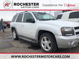 chevrolet trailblazer 2008 2008 chevrolet trailblazer w rochester mn 23097198