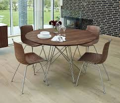 Contemporary Dining Room Tables Dining Tables Interesting Round Modern Dining Table Modern Round