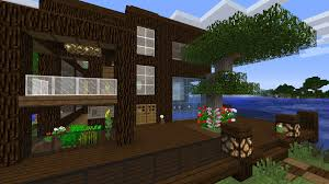 Minecraft Home Ideas Minecraft Lake House Design Youtube