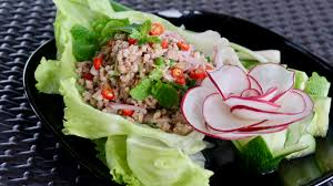 cuisine it cooking for steemit 54 spicy minced pork salad laab moo