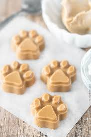 recipe for dog treats peanut butter coconut dog treats and new years tips for pet owners