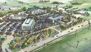 Kansas State University Campus Map by Kansas State University North Corridor Campus Plan Hoefer