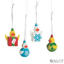 rubber ducky ornaments