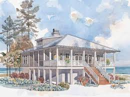 Southern Low Country House Plans 64 Best Florida House Images On Pinterest Beach House Plans