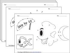 coloring pages math worksheets connect the dots coloring pages