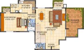 600sft Floor Plan by Mjr Pearl By Mjr Builders In Kadugodi Bangalore Price Location