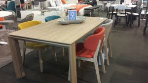 Omnia Furniture Brand New Calligaris Omnia Table In Natural Wood And The Clare