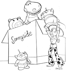 barbie toy story 3 coloring pages within shimosoku biz