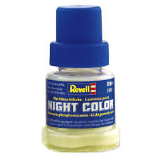 revell 39802 night color luminous paint 30ml ebay