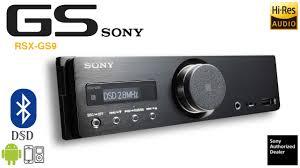 sony home theater amplifier sony u2013 rsx gs9 u2013 volunteer audio