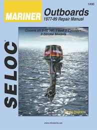 mariner outboard service manuals u0026 mariner outboard repair manuals