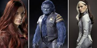 x men the original x men trilogy cast where are they now