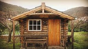 simple cabin plans 30 diy cabin log home plans with detailed step by step tutorials