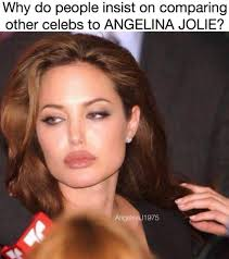 Angelina Jolie Meme - isn t it time for these celebs and angelina jolie angie
