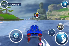 sonic sega all racing apk sonic all racing transformed review slide to play