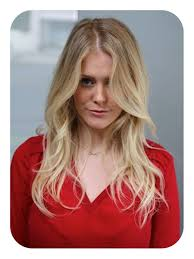 hair highlighted in front natural blonde hair color rehab