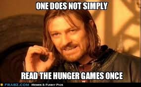 Hunger Games Memes Funny - meme monday teenfictionbooks