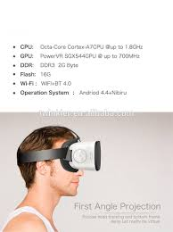 Video One 3d New Arrival 3d Virtual Reality Glasses Support 3d Movie Games