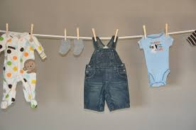 baby shower clothesline baby shower clothes line design decoration