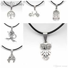silver necklace types images New arrivals fashion jewelry 10 types metal alloy pendant choker jpg