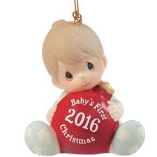 ornaments baby boy ornament