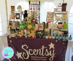 craft fair and scentsy display idea vendor event and craft show