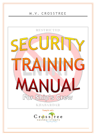 ship security training manual sample