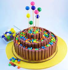 no bake candy bar cake recipe unique and fun cake idea rada blog