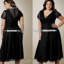 plus size black wedding dresses black bridesmaid dresses with sleeves plus size 2016 2017 b2b