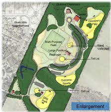 Greenville Nc Zip Code Map by Rivers U0026 Associates Eastside Park Master Plan