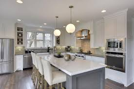 pictures of white kitchen cabinets with island white kitchen with gray island design ideas designing idea