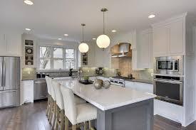 white kitchen cabinets grey island white kitchen with gray island design ideas designing idea