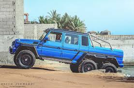 mercedes benz 6x6 mercedes benz sells out all of its g63 amg 6x6 beasties mbca