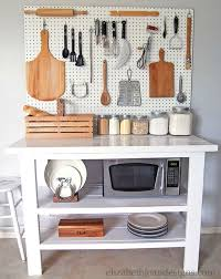 Kitchen Shelf Organization Ideas 25 Best Kitchen Pegboard Ideas On Pinterest Pegboard Storage