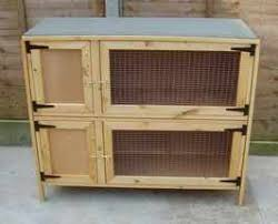 two tier hutches and activity fun hutch hutches rabbit hutches