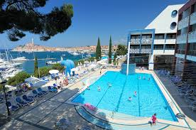 hotel park rovinj istria informations and photos