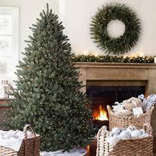 amazon com balsam hill classic blue spruce artificial christmas