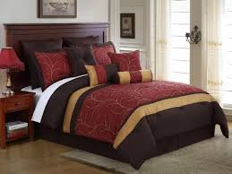 Wine Colored Bedding Sets Wine Colored Comforter Sets Total Fab Burgundy Bedding 18 Buy Set