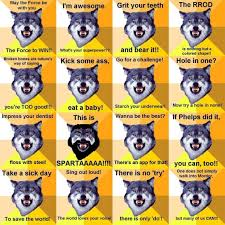 Meme Courage Wolf - courage wolf font images