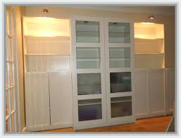 Billy Bookcases With Doors Ikea Bookcases With Doors Billy Bookcase Glass Door Hack Ikea