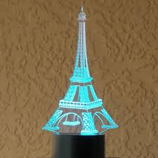 3d Lamps Amazon Optical Illusion 3d Eifel Tower Lighting By Playtime 123 Is A