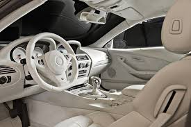 custom m6 bmw individual interior design for the bmw m6 from g power autoevolution