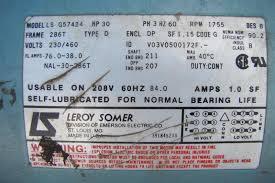 worthington 30 hp 3 phase monorotor air compressor 30 rs 120 b ebay