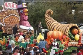 family thanksgiving parade and a unicorn utopia houston
