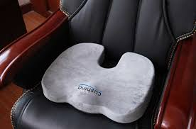 Desk Chair Cushion Premium Orthopedic Coccyx Seat Cushion For Office Chair Home