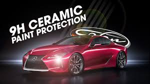lexus diamond white pearl touch up paint 9h car ceramic coating paint protection application color n