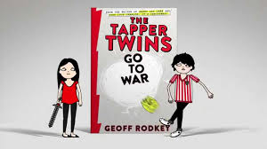 war of the worlds book report the tapper twins go to war with each other youtube
