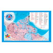 Iu Map Estore Canadian Arctic Aviation Tour 2017